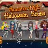 Monster High halloween parti