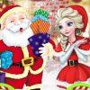 Elsa karácsonyi ajándéka