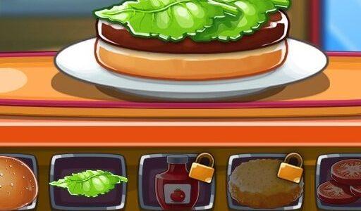 Hamburger étterem